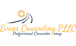 Psychotherapy For individuals And Couples, Trauma/PTSD Mood Anxiety Relationships – Evans Counseling – Denver, CO Logo
